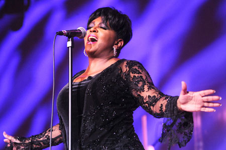 Anita Baker at Bob Carr Theater
