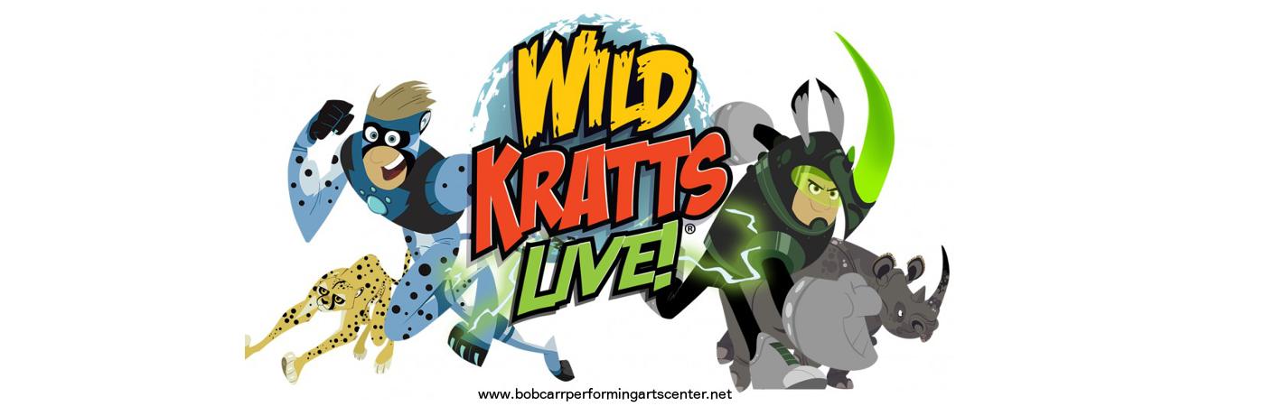 Wild Kratts - Live at Bob Carr Theater