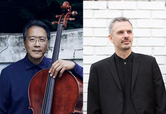 Yo-Yo Ma & Colin Jacobsen at Bob Carr Theater