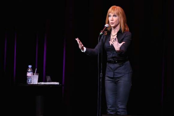Kathy Griffin at Bob Carr Theater