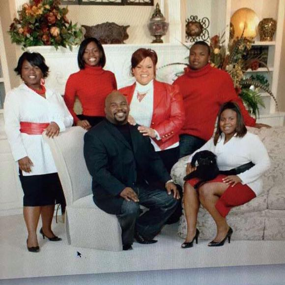 Mann Family: David and Tamela Mann at Bob Carr Theater