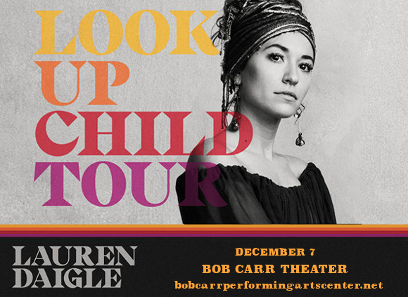 Lauren Daigle at Bob Carr Theater