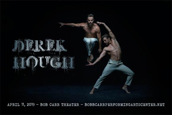 Derek Hough at Bob Carr Theater