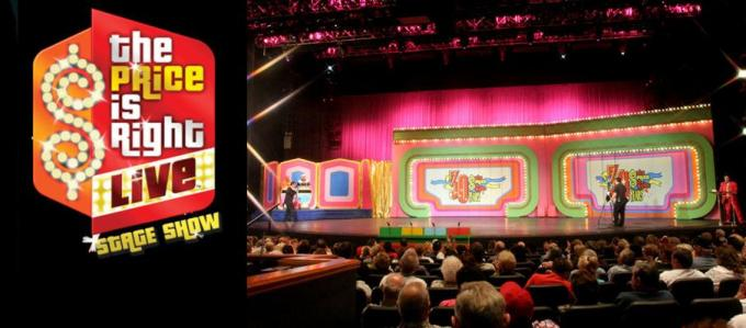 The Price Is Right - Live Stage Show at Bob Carr Theater
