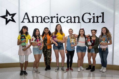 American Girl Live at Bob Carr Theater