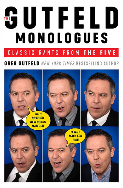 The Gutfeld Monologues: Greg Gutfeld at Bob Carr Theater