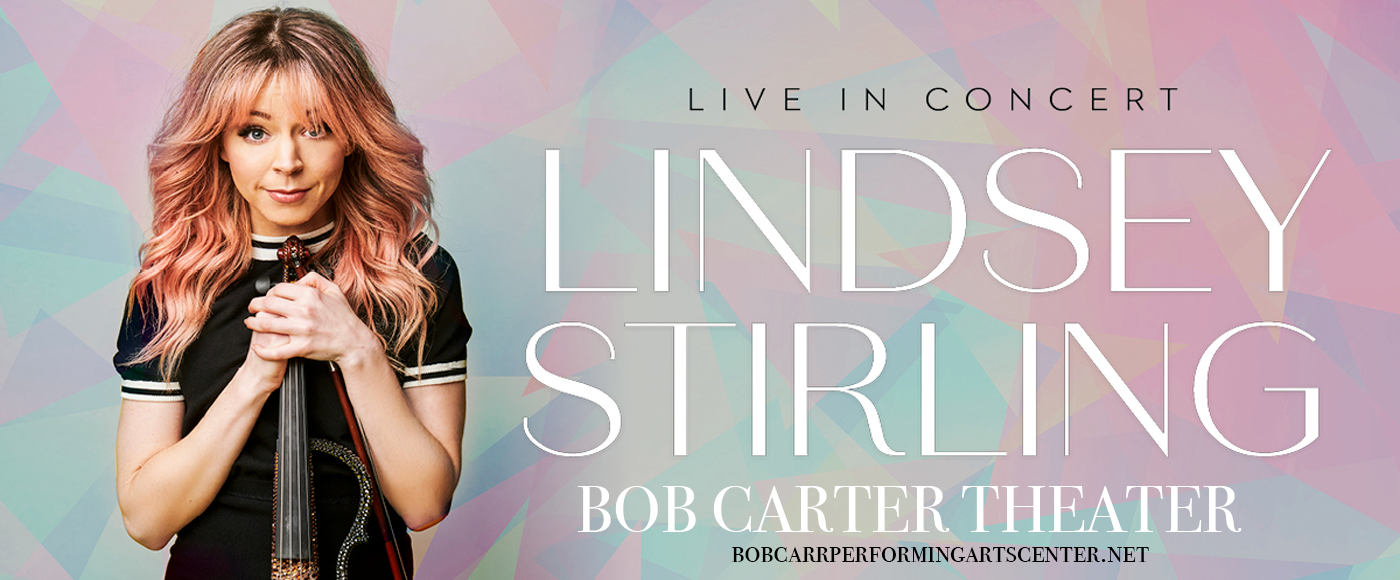 Lindsey Stirling at Bob Carr Theater