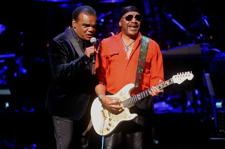 The Isley Brothers at Bob Carr Theater