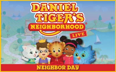 Daniel Tiger's Neighborhood at Bob Carr Theater