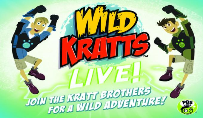 Wild Kratts - Live at Bob Carr Theater