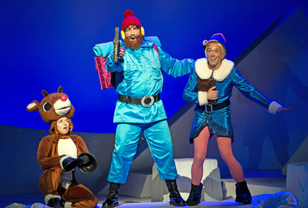 Rudolph The Red-Nosed Reindeer at Bob Carr Theater