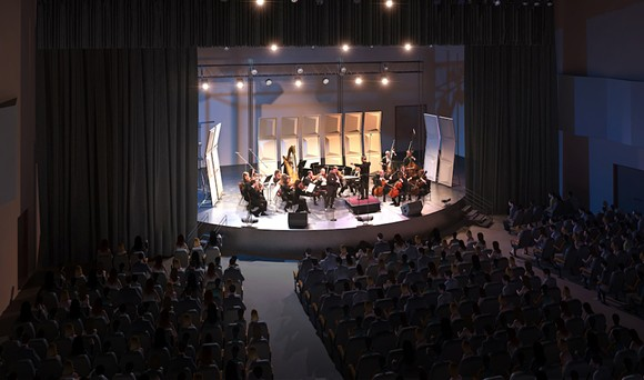 Orlando Philharmonic Orchestra: Eric Jacobsen - American Rhapsody at Bob Carr Theater