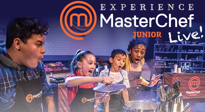 Master Chef Junior Live! at Bob Carr Theater
