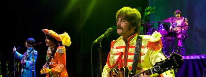 Rain - A Tribute to The Beatles at Bob Carr Theater
