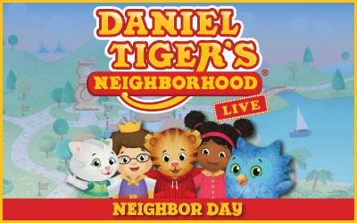 Daniel Tiger's Neighborhood at Bob Carr Theater