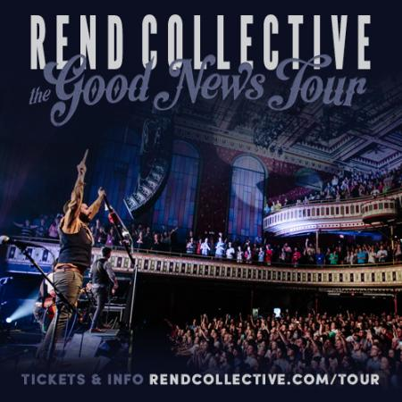 Rend Collective & Sean Curran [CANCELLED] at Bob Carr Theater